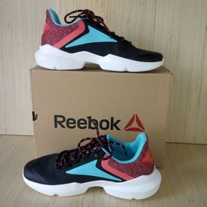 🆕Reebok Men's split fuel sneakers sz 10